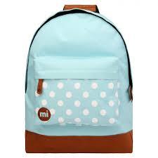 Купить <b>Рюкзак Mi</b>-<b>Pac Polka Aqua</b>/<b>White</b> 740200-<b>A02</b> по цене 2 ...