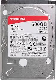 Купить <b>Жесткий диск TOSHIBA L200</b> HDWJ105UZSVA в интернет ...