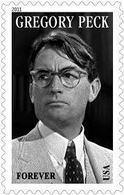 Gregory Peck Stamp Atticus Finch - gregory-peck-stamp-atticus-finch-1410984801