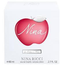 <b>Nina Ricci Les Belles</b> de Nina Nina Eau de Toilette Spray 80ml ...
