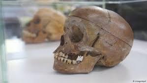 <b>Skulls and bones</b>: A dark secret of German colonialism   Africa   DW ...