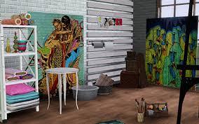 eclectic artist studio design ideasjpg artist office
