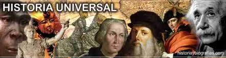 Resultado de imagem para Historia universal