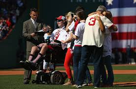 Pete Frates And Fight Against ALS Is Never Far From Minds Of ...