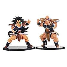 Dragon Ball 2pcs/lot Nappa Raditz Son Goku Brother ... - Amazon.com