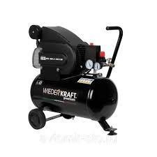 <b>WDK</b>-90225 <b>WiederKraft</b> поршневой <b>компрессор</b>, 24 л: продажа ...