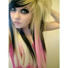 Emo hair - Member Photos - Teen Hairstyles - Zimbio · From zimbio.com > - img-thing%3F