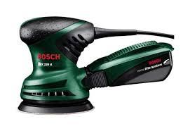 Сетевая эксцентриковая <b>шлифовальная машина Bosch</b> PEX 220 ...