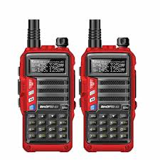 <b>2pcs</b> 2019 <b>BAOFENG</b> BF UVB3 PLUS <b>8W</b> High Power UHF/VHF ...