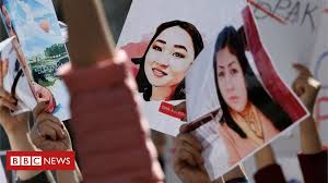 Kyrgyzstan: Fury over death of '<b>bride</b> kidnapping' victim - BBC News