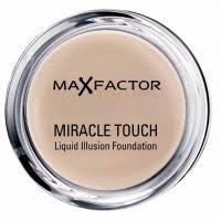 Отзывы о <b>Основа</b> под макияж Max Factor <b>Miracle Touch тональная</b>