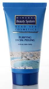 Mineral Beauty System <b>Очищающий крем-пилинг для</b> лица для ...
