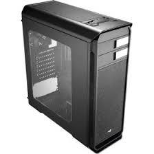 <b>Корпус AeroCool Aero</b>-<b>500</b> Window <b>Black</b> в интернет-магазине ...