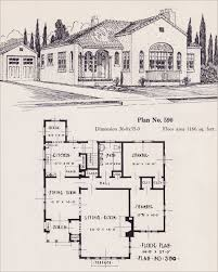 Spanish Revival Style Home   Universal Plan Service   No      Portland Homes by Universal Plan Service   No