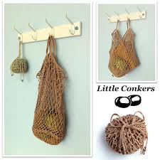 Vintage-style Pack-away Mesh Bag pattern by Little Conkers - Ravelry