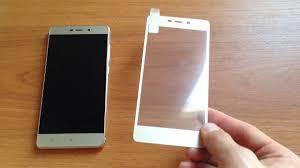 Как ПРАВИЛЬНО наклеить стекло на экран телефона - YouTube