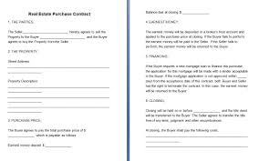 Free Contract Templates - Word - PDF - Agreements - Part 6