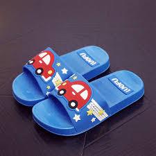 Girls <b>Slippers</b> Minnie <b>Shoes Children</b> Barefoot Beach Bathing Anti ...