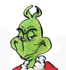 Image result for grinch stole christmas clipart