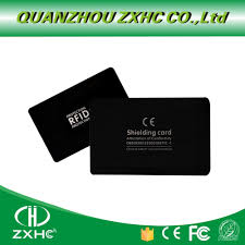 1Pcs/lot New RFID <b>anti Theft shielding</b> NFC <b>information anti theft</b> ...