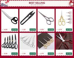 <b>Sewing</b> Embroidery <b>Scissor</b> Fabric Art Cross Handicraft <b>Vintage</b> ...