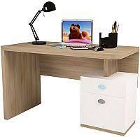 Письменный <b>стол ABC</b>-<b>King Mix</b> правый / MIX-10-01-KB (голубой ...