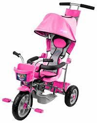 <b>Трехколесный велосипед Small</b> Rider Cosmic Zoo Baby Trike Galaxy