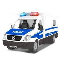<b>Радиоуправляемая</b> полицейская <b>машина Double Eagle</b> 1:18