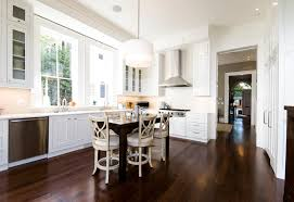 dark flooring kitchen traditional decorating ideas with range hood white drum pendant architecture kitchen decorations delightful pendant kitchen
