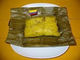 Resultado de imagen para tamal santandereano colombia
