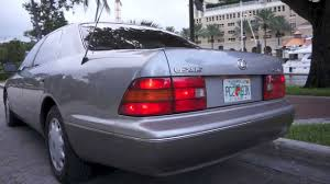 1996 Lexus Ls400 1996 Lexus Ls400 For Sale Excellent Condition Only 97k Miles 1