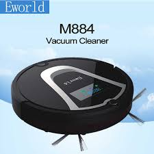 (Free to RUS) <b>Eworld M883 Robot Vacuum Cleaner</b> House <b>Carpet</b> ...