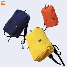 <b>Original Xiaomi</b> 10L <b>Backpack Bag</b> Colorful Leisure Sports Chest ...