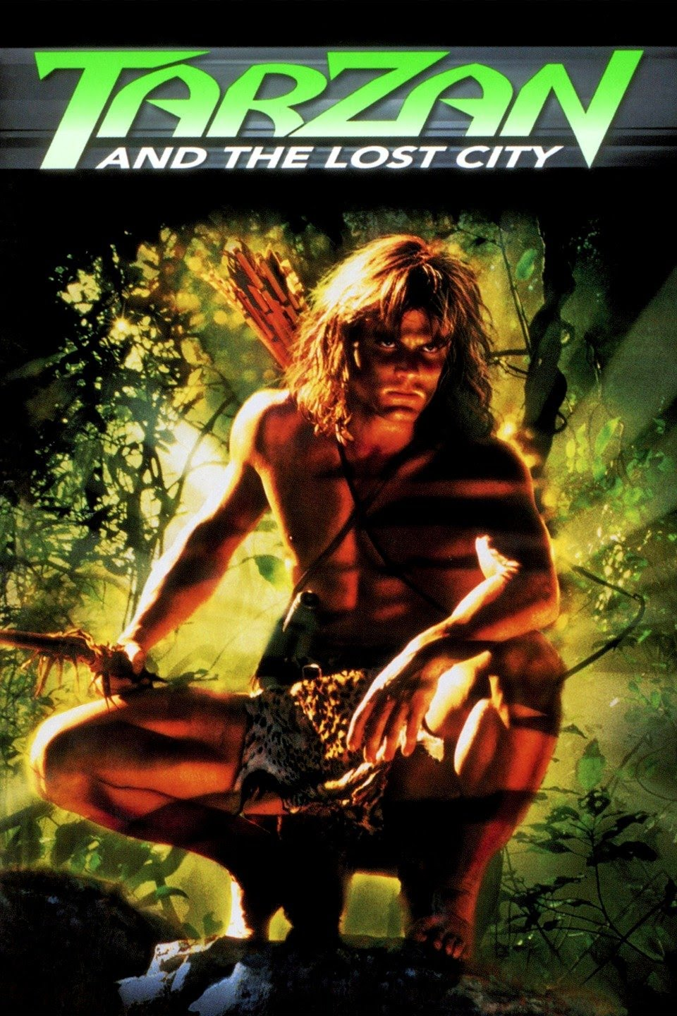 Tarzan and the Lost City (1998) Dual Audio (Hindi-English) 480p | 720p