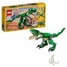 Игрушки строительные Lego Динозавр - огромный выбор по ...