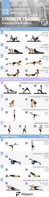 a list of best strength training exercises for runners 10 minute strength training workout for runners