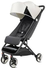 Прогулочная <b>коляска Xiaomi MITU Baby</b> Folding Stroller, серая ...