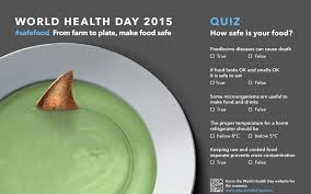 Quiz: Food Safety