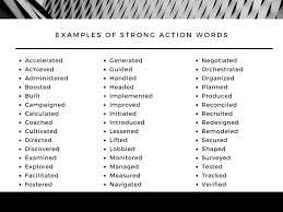 linkedin how should penn state students use it action words