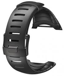 <b>Ремешок</b> для часов <b>Suunto Core</b> All Black каучуковый SS014993000
