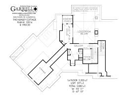 Nunley Cottage House Plan   House Plans by Garrell Associates  Inc     nunley cottage house plan   optional loft plan