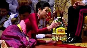 Thai <b>king</b> strips consort of titles for 'disloyalty' - BBC News