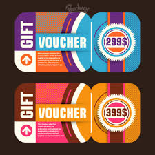 retro voucher template peecheey retro voucher template vector