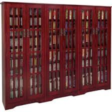 mission style inlaid glass doors multimedia storage cabinet dark cherry 1431 cds cds furniture