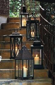 decorating chicago indoor fall lanterns decor