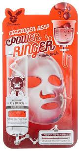 Elizavecca <b>Омолаживающая тканевая маска</b> с колла... — купить ...