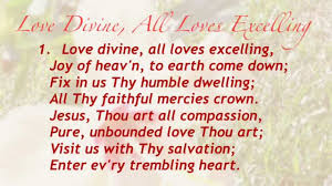 love divine all loves excelling baptist hymnal  love divine all loves excelling baptist hymnal 208