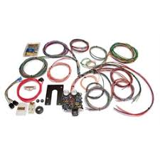 classic truck chassis wiring harnesses shipping speedway painless wiring 10105 22 circuit jeep cj wiring harness 74 and earlier