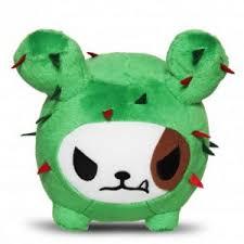 <b>Игрушка мягкая Tokidoki</b> Cactus Dog собака-кактус • полиэстер