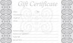 form template spa gift certificate template word massage spa gift certificate template word massage gift certificate ideas
